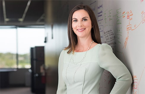Jourdan Hathaway, Vice President of Customer Marketing image